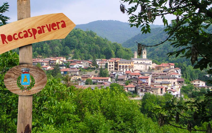 Un magico percorso a Roccasparvera